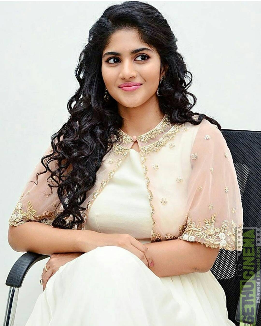 Actress Megha Akash 2017 Photos (1)