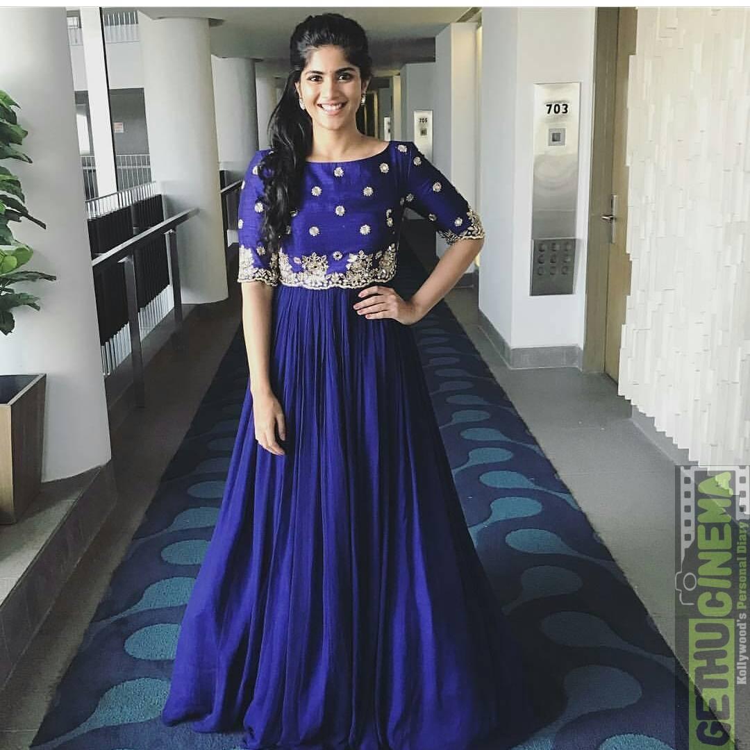 Actress Megha Akash 2017 Photos (11)