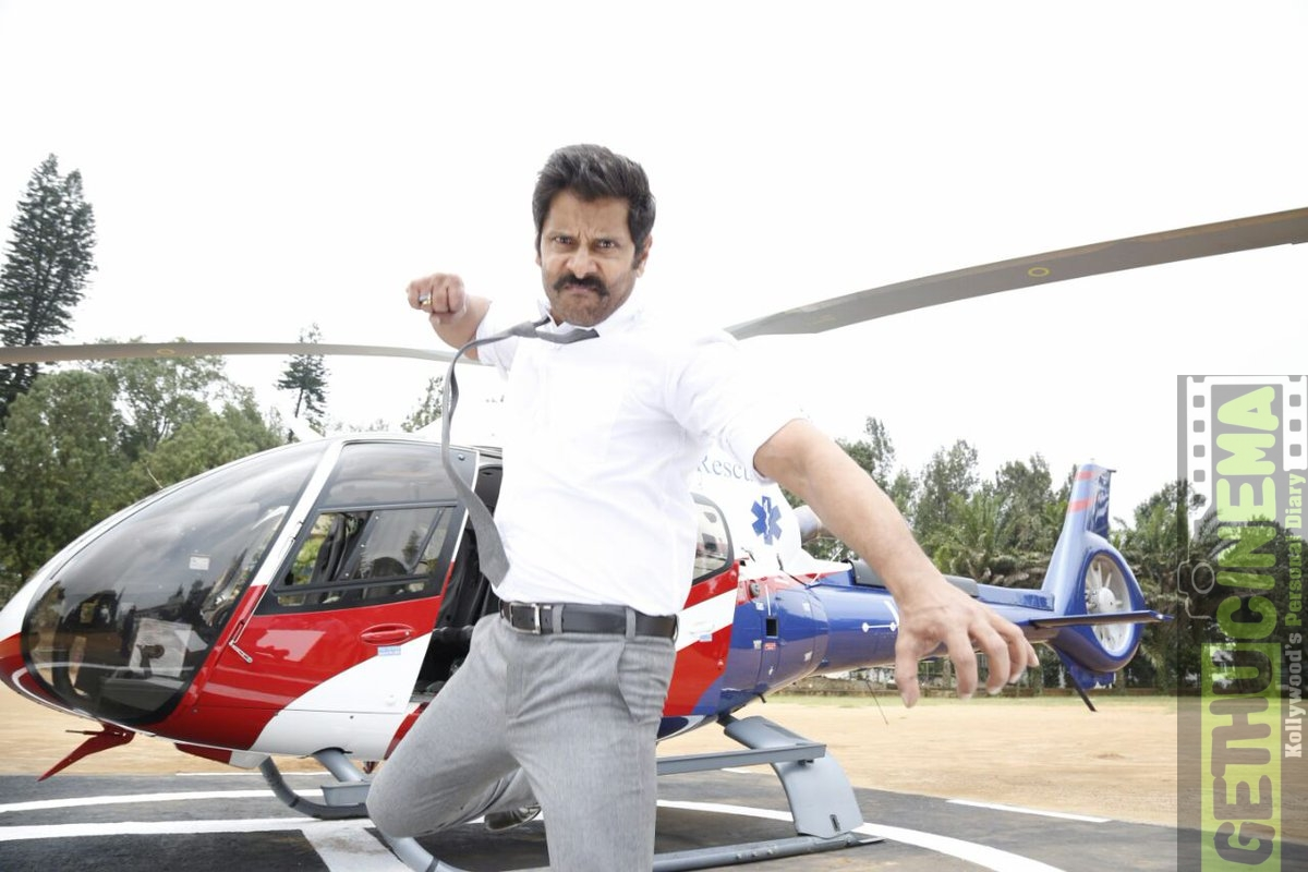 Saamy 2 Movie Stills (1)