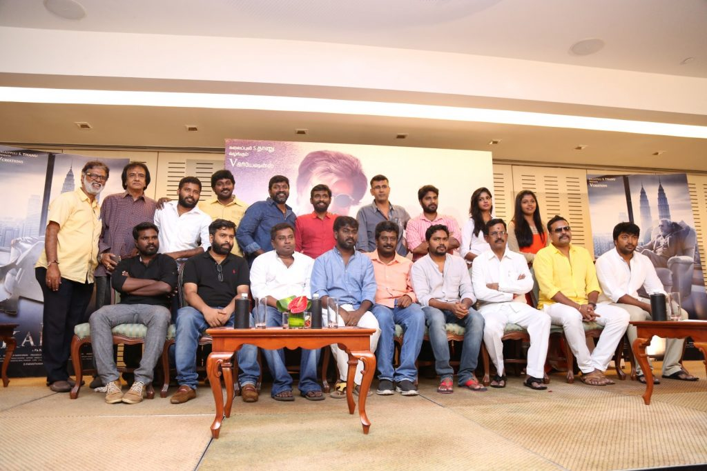 Kabali success meet