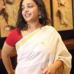 Nithya-Menon-Latest-Saree-Stills-12