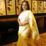 Nithya-Menon-Latest-Saree-Stills-6