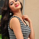 Poojitha-Stills-At-Silk-Planet-Fashion-Expo-Launch-09