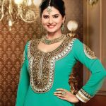 5256A-Turquoise_color_embroidered_designer_salwar_kameez_original