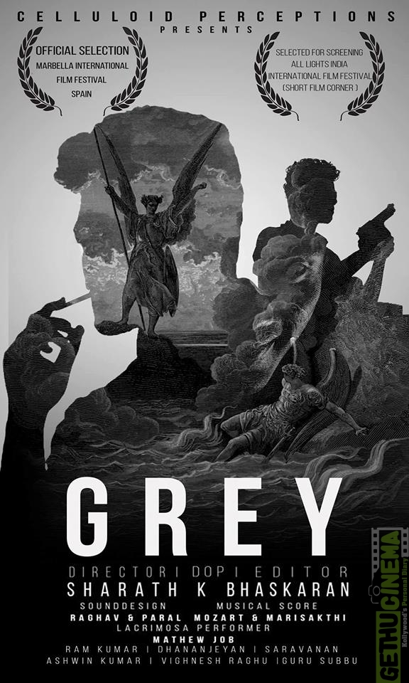 Grey sharath
