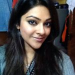 Abhirami Latest Photos-Made For Each Other Anchor