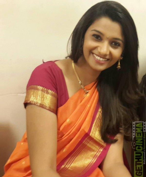 Kalyanam Mudhal Kadhal Varai Serial Actress Priya Bhavani: Tamil Serial Actress Priya Bhavani Shankar Pictures T