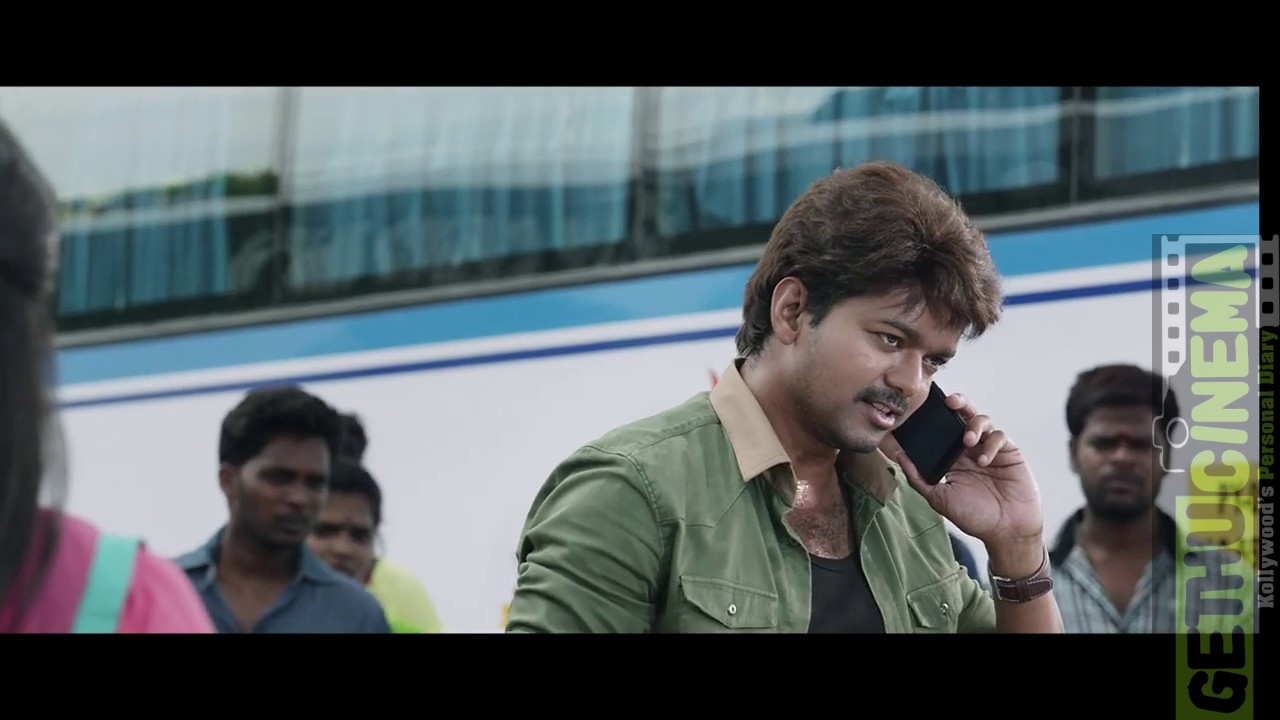 Bairavaa Teaser HD Snap Shot Gallery | Gethu Cinema