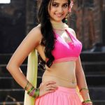 Kriti Kharbanda Hot Navel Photos