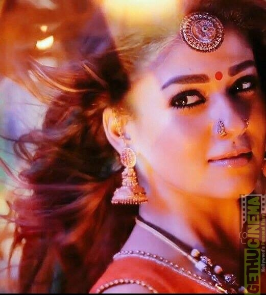 Download Song Manwa Of October Movie: Nayanthara Latest Kaashmora Movie Stills