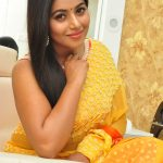 poorna latest gorgeous in saree