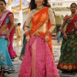 Tamanna-Novel-show-In-Half-Saree-11