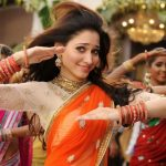 Tamanna-Novel-show-In-Half-Saree-14