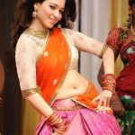 Tamanna-Novel-show-In-Half-Saree-6