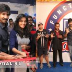 inaugurate F45 fitness centre at Adyar