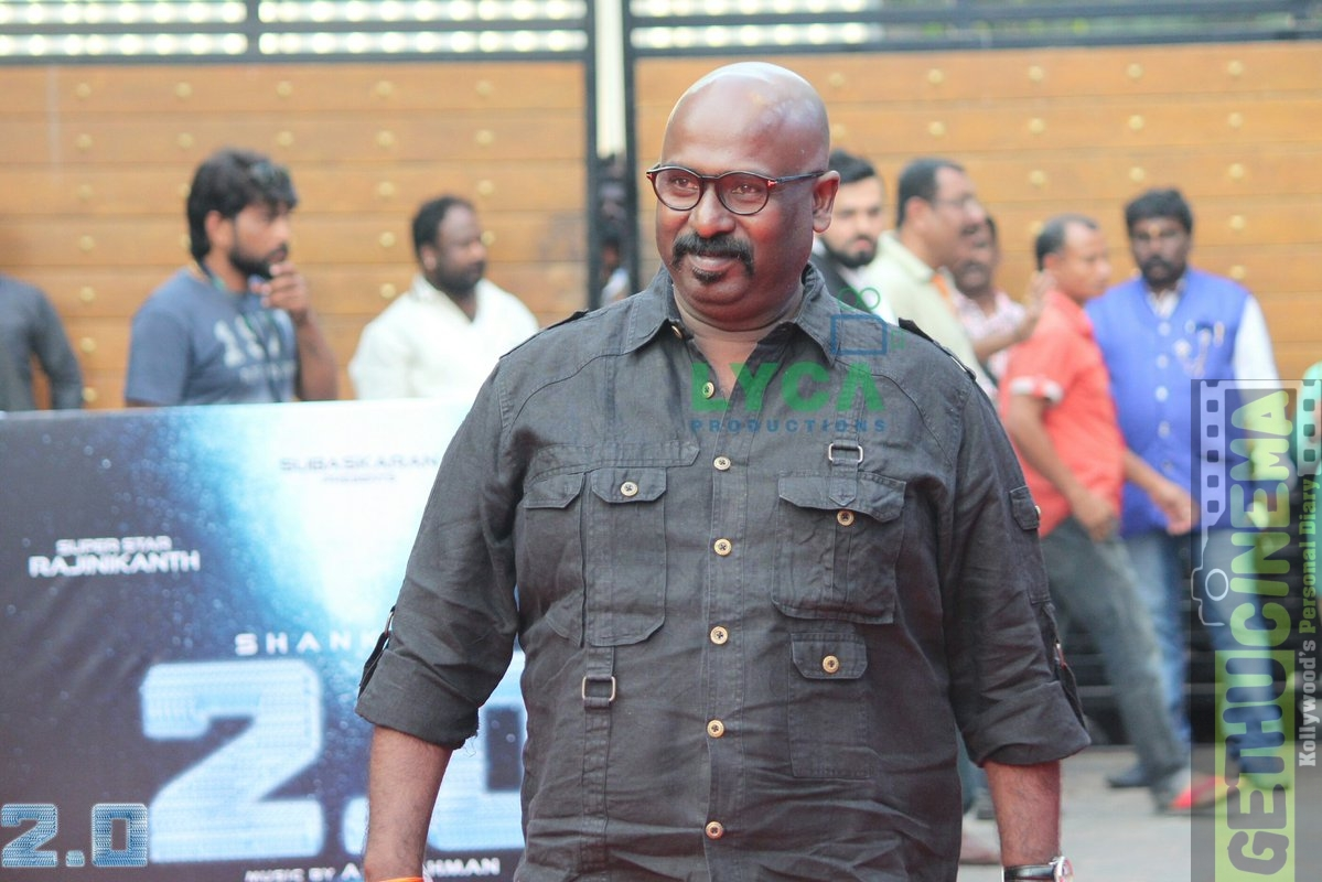 2.0 First Look Launch art director Muthuraj