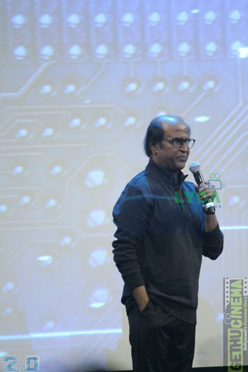 2.0 First Look Launch rajinikanth 22
