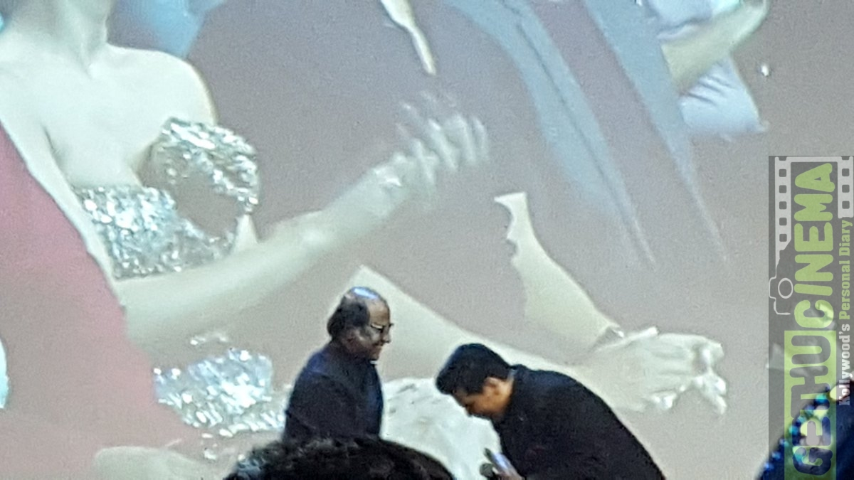 2.0 First Look Launch rajinikanth 24