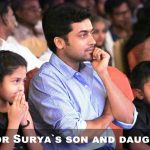 Actor Surya son and daughter unseen images (1)