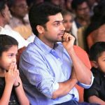 Actor Surya son and daughter unseen images (2)