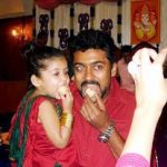 Actor Surya son and daughter unseen images (4)