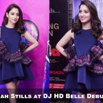 Actress Tamannah Stills at DJ HD Belle Debut Party (1)