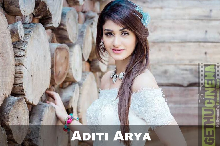 Actress Aditi Arya Recent Hd Photoshoot Gallery Gethu Cinema