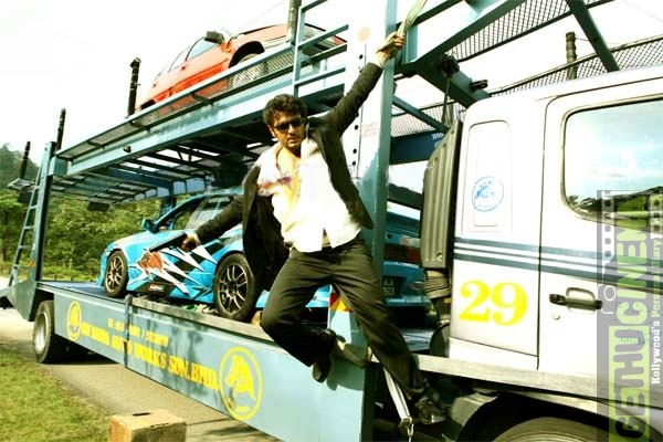 Ajith performed death defying stunts for Billa 2