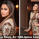 Amala Paul At CBLIndia Launch (1)