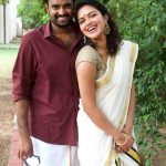 Amala paul with her husband (2)