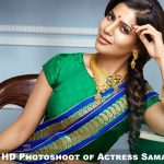 Cute HD Photoshoot of Actress Samantha  (1)