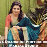 Dhivya Dharshini HD Photoshoot For Manjal Studio (1)
