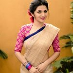 Dhivya Dharshini HD Photoshoot For Manjal Studio (4)