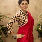 Dhivya Dharshini HD Photoshoot For Manjal Studio (5)