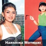 Hanshika Motwani childhood photos (1)