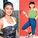 Hanshika Motwani childhood photos (2)