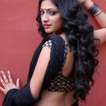 hari priya latest hot saree photo shoot class abbai mass ammai p