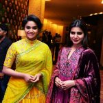 keerthi suresh and samantha