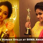 Keerthy Suresh Stills at SIIMA Awards 2016 (1)