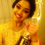 Keerthy Suresh Stills at SIIMA Awards 2016 (4)