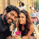 Nayanthara selfie (1)