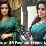 Poorna at SR Fashion Studio Launch Stills (1)