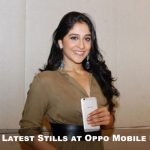 Regina Latest Stills at Oppo Mobile Launch (1)
