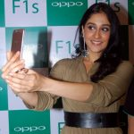 Regina Latest Stills at Oppo Mobile Launch (6)