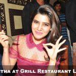 Samantha at Grill Restaurant Launch (1)