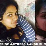 Selfies of Actress Lakshmi Menon (1)
