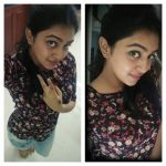 Selfies of Actress Lakshmi Menon (7)
