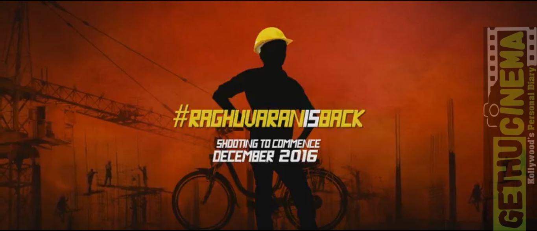 raghuvaran is back