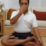 Actor Sivakumar Yoga Photo (4)