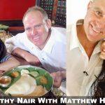 Parvathy Nair With Matthew Hayden (1)